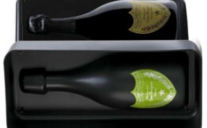 Dom Pérignon Black Box By Marc Newson