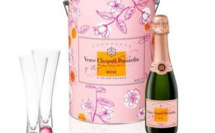 San Valentino, Sakura Collection Veuve Clicquot Rosé