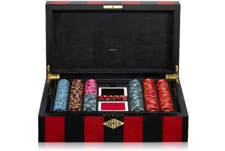 San Valentino 2010: Set da Poker Cartier