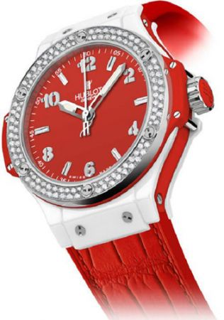 San Valentino 2010: Hublot Big Bang Red