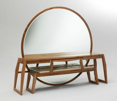 Arredamento: Mirror Bench table Bhur