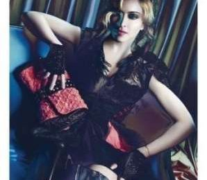Madonna, shopping di lusso made in Italy