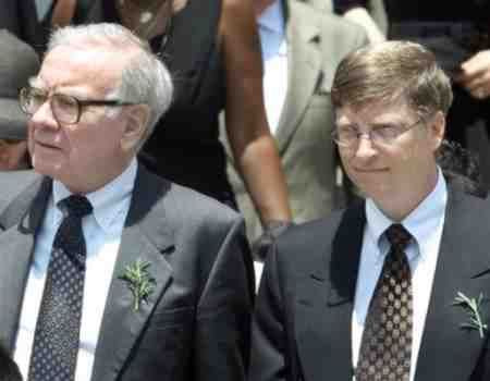 Bill Gates e Warren Buffett investono sui rifiuti