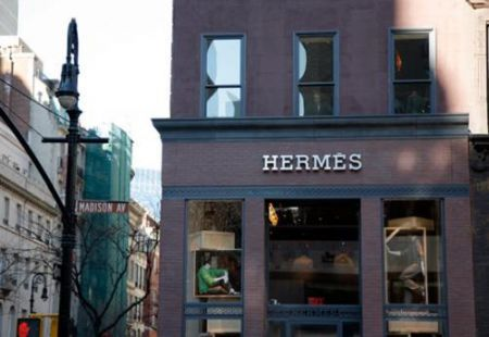 Hermès: una boutique Uomo a New York