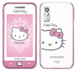 Samsung: cellulari per i fan di Hello Kitty