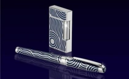 Penne lusso: nuova S.T. Dupont in limited edition