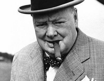 Venduto all'asta un sigaro di Winston Churchill