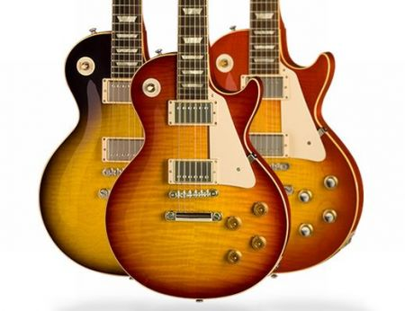 Nuove Chitarre Gibson in limited edition
