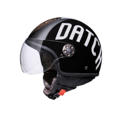 Accessori: arriva il casco Datch