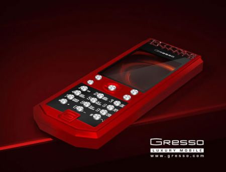 gresso telefono red