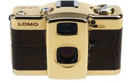 Fotografia: Lomo LC-A+ Camera gold edition