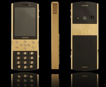 mobiado luxury phone