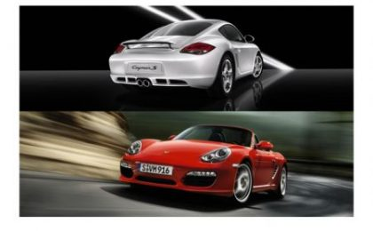 The Place Luxury Outlet ospita Boxster & Cayman Contest