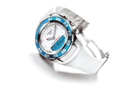 BaselWorld 2010: Tissot Sailing Touch
