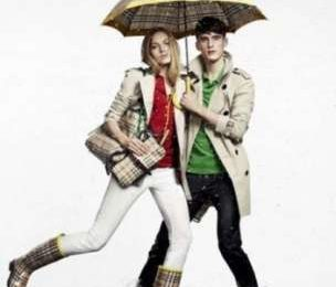 Burberry April Showers Collection