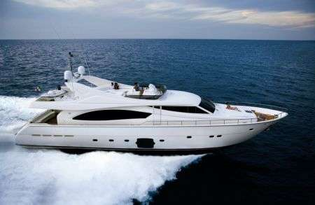 Yacht di lusso: Ferretti vince al China International Boat Show 2010