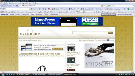Come seguire MyLuxury via RSS, Email, Facebook, Twitter e Google Buzz