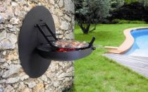 Barbecue di lusso: Linnovativo design di Sigmafocus