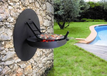Barbecue di lusso: L'innovativo design di Sigmafocus