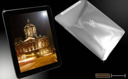 L'iPad più caro del mondo: The Solid Platinum Supreme Edition