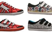 Moda: Le sneakers Tommy Hilfiger ispirate a Keith Haring