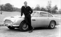 Allasta lAston Martin originale di James Bond
