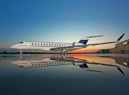 Bombardier Global Express XRS: il più lussuoso business jet