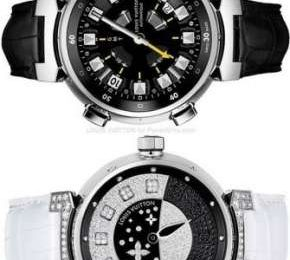 Orologi Louis Vuitton: Tambour Spin Time Collection