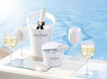 Champagne: Moët & Chandon Ice Imperial