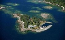 British Columbia Island in vendita per 5 milioni di dollari
