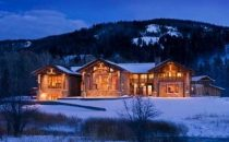 Case di lusso: Teton Valley Ranch in Wyoming