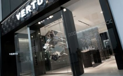 Telefoni Vertu: nuova boutique in Rodeo Drive