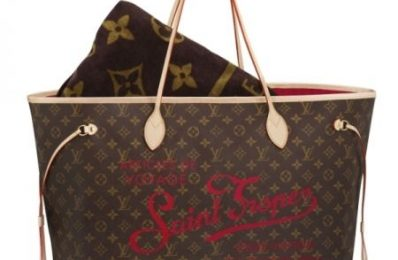 Louis Vuitton riapre la boutique di Saint Tropez