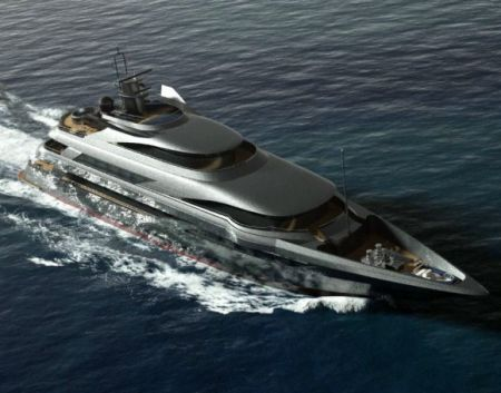 Yacht di lusso: l'ecologico Columbus 199 by Hydo Tec