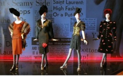 Yves Saint Laurent: L'eredità in mostra a Parigi