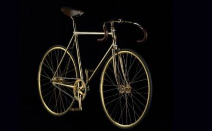 Le biciclette più care del mondo all'asta da Christie's