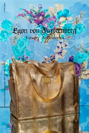 Luxury Accessories by Egon von Furstenberg a Expo Luxe 2010