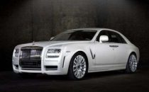 Rolls Royce Ghost in edizione limitata by Mansory