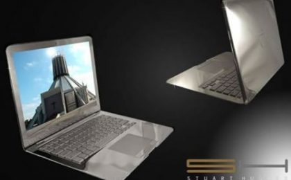 Il notebook più caro: Macbook Air Platinum Edition