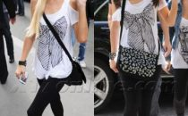 Paris Hilton: a Parigi shopping da Christian Louboutin e Chanel