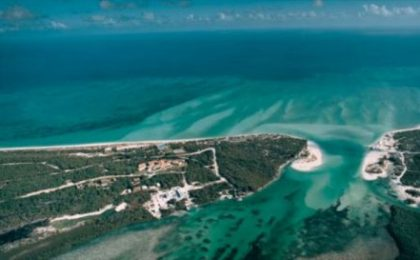 Hotel di lusso: Parrot Cay Resort nell'Oceano Indiano