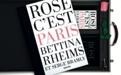 Rose, C'est Paris: 1000 dollari per il nuovo libro di Bettina Rheims