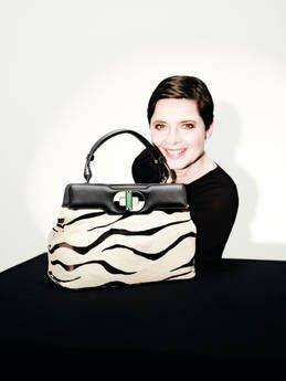 Bulgari presenta la Rossellini bag dedicata all'attrice