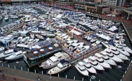 Yacht di lusso: Sydney International Boat Show