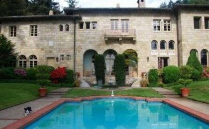Case di lusso: Villa Lauriston in California