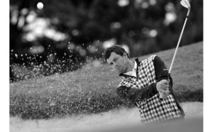 Golf: l'Aquascutum Golf Collection