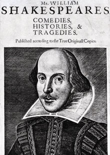 Libri: da Sotheby's all'asta anche il First Folio di William Shakespeare