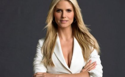Cosmesi: Heidi Klum nuova testimonial di Astor make up