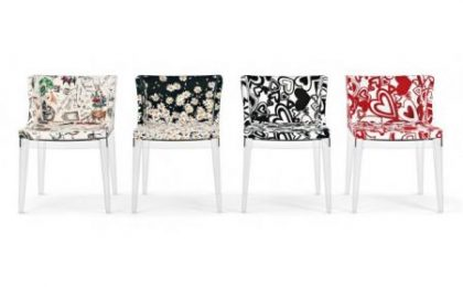 Design: le nuove Mademoiselle di Moschino by Kartell