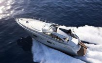 Festival International de la Plaisance di Cannes: il nuovo Pershing 50.1